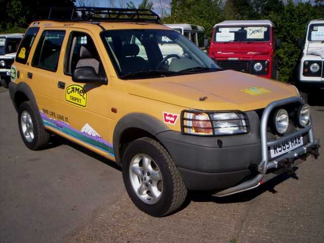 Land Rover Freelander Camel Trophy Lhd Turbo Diesel 5 Door